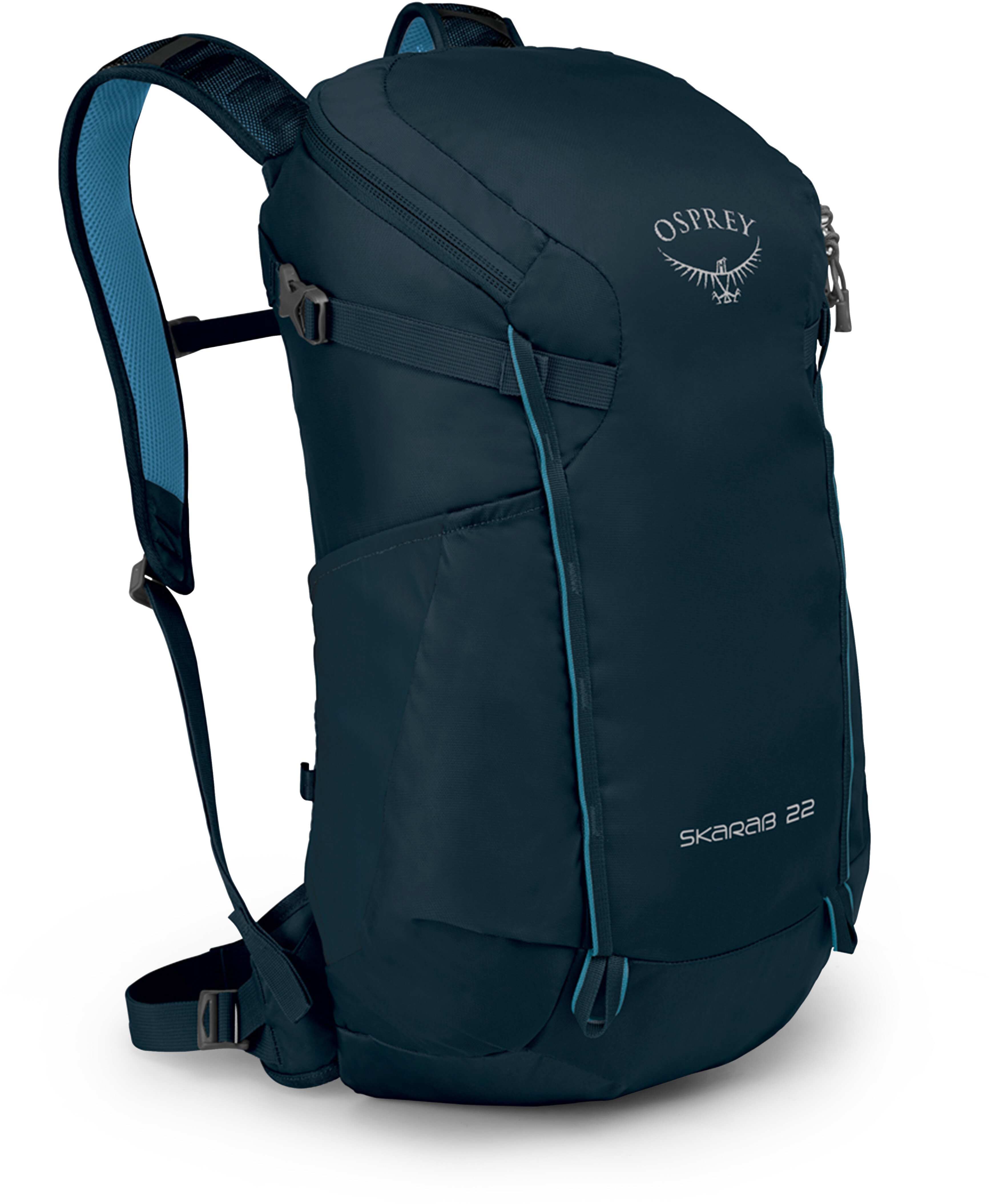 3d8562ae939 Osprey Skarab 22 Backpack Men blue at Addnature.co.uk